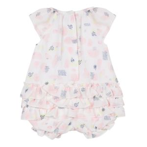 3Pommes Baby Girl's Tropical Shortie