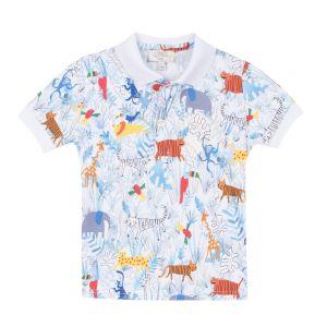 Paul Smith Junior Boy's 'Rainer' Polo Shirt