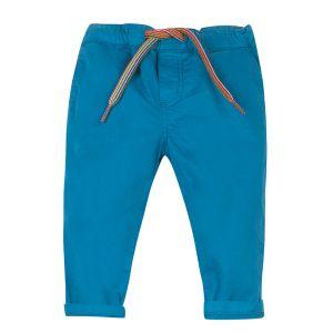 Paul Smith Junior Boy's Sea Blue 'Raphael' Trousers
