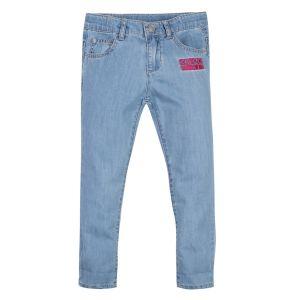 Kenzo Kids Girl's Denim Jeans