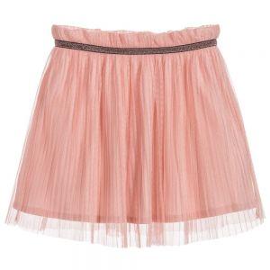 3Pommes Girls Pink Tulle Skirt