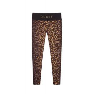 Guess Girls Leopard Print Leggings