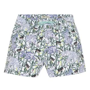 Kenzo Kids Boys Disco Jungle Swim Shorts