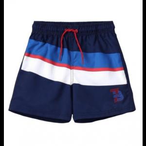 3Pommes Boy's Stripe Swim Shorts