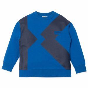 KENZO KIDS Royal Blue K Sweatshirt