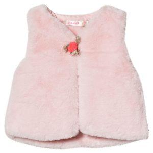 BILLIEBLUSH Baby Girls Pink Gilet