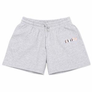 Kenzo KIDS Girls  Grey K Logo Shorts