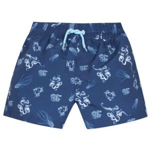 3Pommes Boy's Sea Creature  Swim Shorts