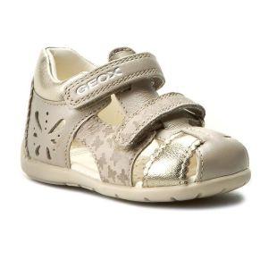 Geox Baby Gold Kaytan Sandals