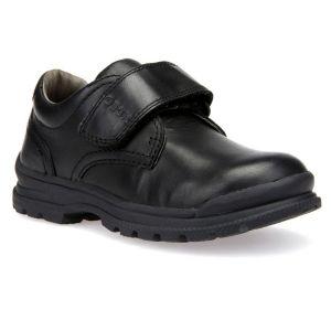 Geox Boy's Black 'William' Shoe