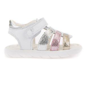 Geox Girl's Multi Coloured Sandal