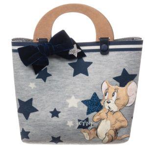 Monnalisa Tom & Jerry Handbag (22cm)
