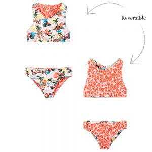 Kenzo Kids Pink HAWAI Bikini (UVP50+)