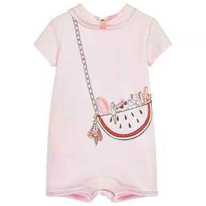 Little Marc Jacobs Baby Girl's Pink Shortie
