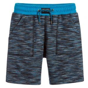 Little Marc Jacobs Boy's Blue Jersey Shorts