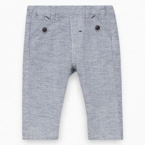 Tartine et Chocolat Baby Boy's Blue Marl Trousers