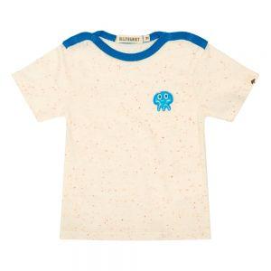 Billybandit Flecked Octopus T-Shirt