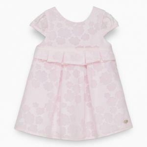 Tartine et Chocolat Baby Girl's Pale Pink Dress