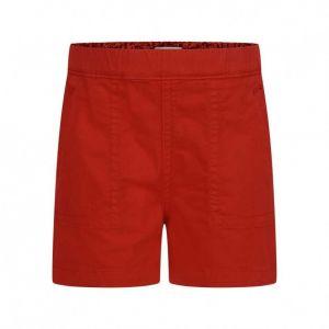 Paul Smith Junior 'Rocket' Red Cotton Shorts