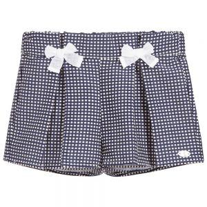 Tartine et Chocolat Girl's Bow Shorts