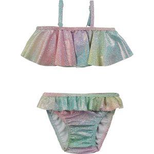Billieblush Baby Blue Shimmery Mermaid Bikini