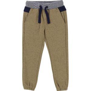 BILLYBANDIT Khaki Cotton Fleece Joggers