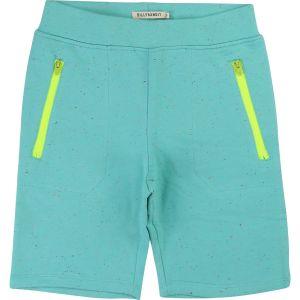 Billybandit Boys Turquoise Cotton Jersey Shorts