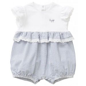 IL Gufo Baby Girl's Cotton Shortie