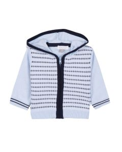 Absorba Baby Boy's Pale Blue Cardigan