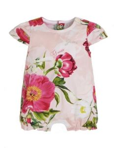Guess Baby Girls Floral Shortie