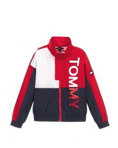 Tommy Hilfiger Teen Colour Block Logo Jacket
