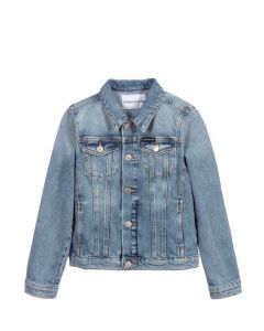 Calvin Klein Jeans Mid Blue Denim Jacket