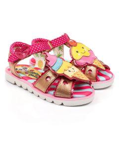 Irregular Choice Girl's Cherry On Top Sandals