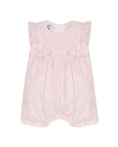 Absorba Baby Girl's Pink Liberty Print Shortie