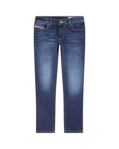 Diesel Blue Slim Fit Skinny Jeans