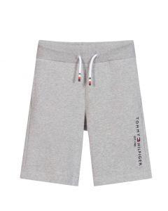 Tommy Hilfiger Grey Organic Cotton Shorts