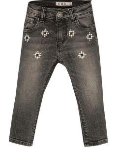 Everything Must Change Grey Stretch Denim Jeans