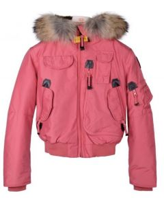 Parajumpers Girl's Faded Rose Down Padded Gobi Jacket
