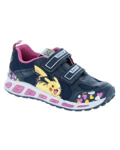 Geox Girl's JR SHUTTLE Pikachu