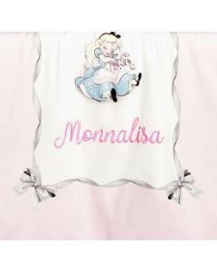 Monnalisa Disney Cotton Blanket (82cm)