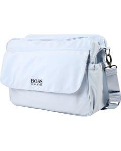 BOSS Pale Blue Changing Bag (40cm)