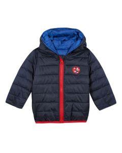 3Pommes Baby Boys Reversible Puffer Jacket