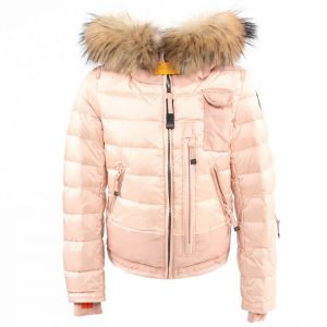 PARAJUMPERS Girls Pink SKIMASTER 19 Down Jacket