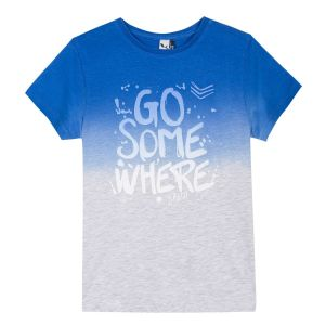 3Pommes 'Go Somewhere ' T-Shirt