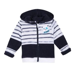3Pommes Reversible Hooded Top