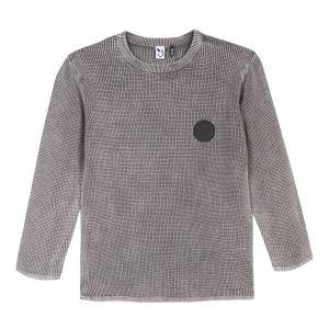 3Pommes Boy's Grey Sweater