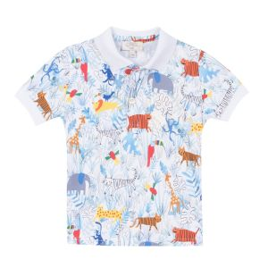 Paul Smith Junior Boy's 'Rainer' Polo Shirt