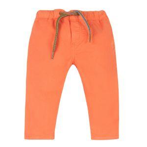 Paul Smith Junior Boy's Orange 'Raphael' Trousers