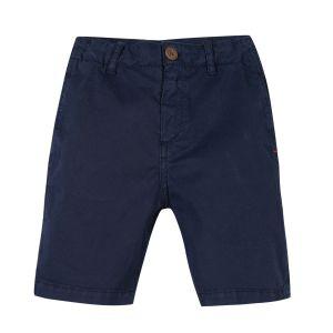 Paul Smith Junior 'Rick' Navy Cotton Shorts