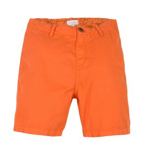 Paul Smith Junior Boy's Orange 'Rick' Shorts